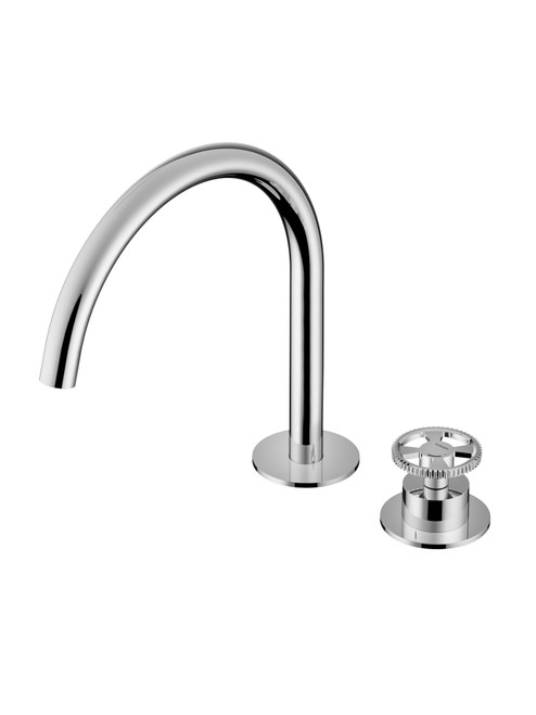 Cobber@work CW023 Two-Hole Deck Mount Faucet