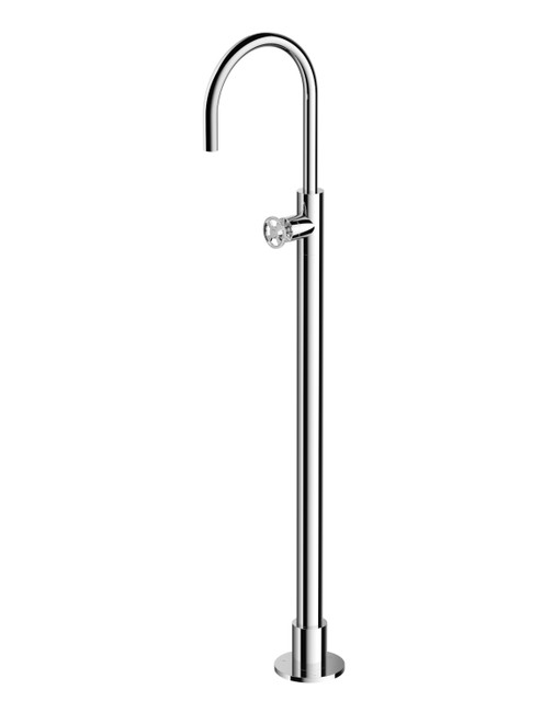 Cobber@work CW078W Floor Mount Faucet - Trim Only