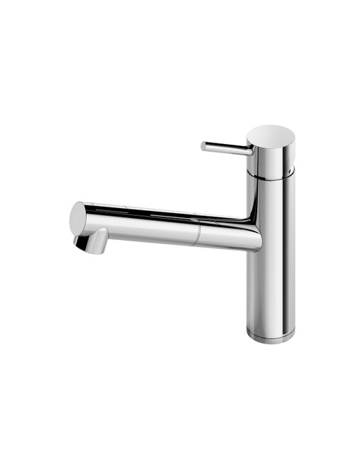 Fellow FKM10 Single Hole Kitchen Faucet with Pull-Out Dual Spray