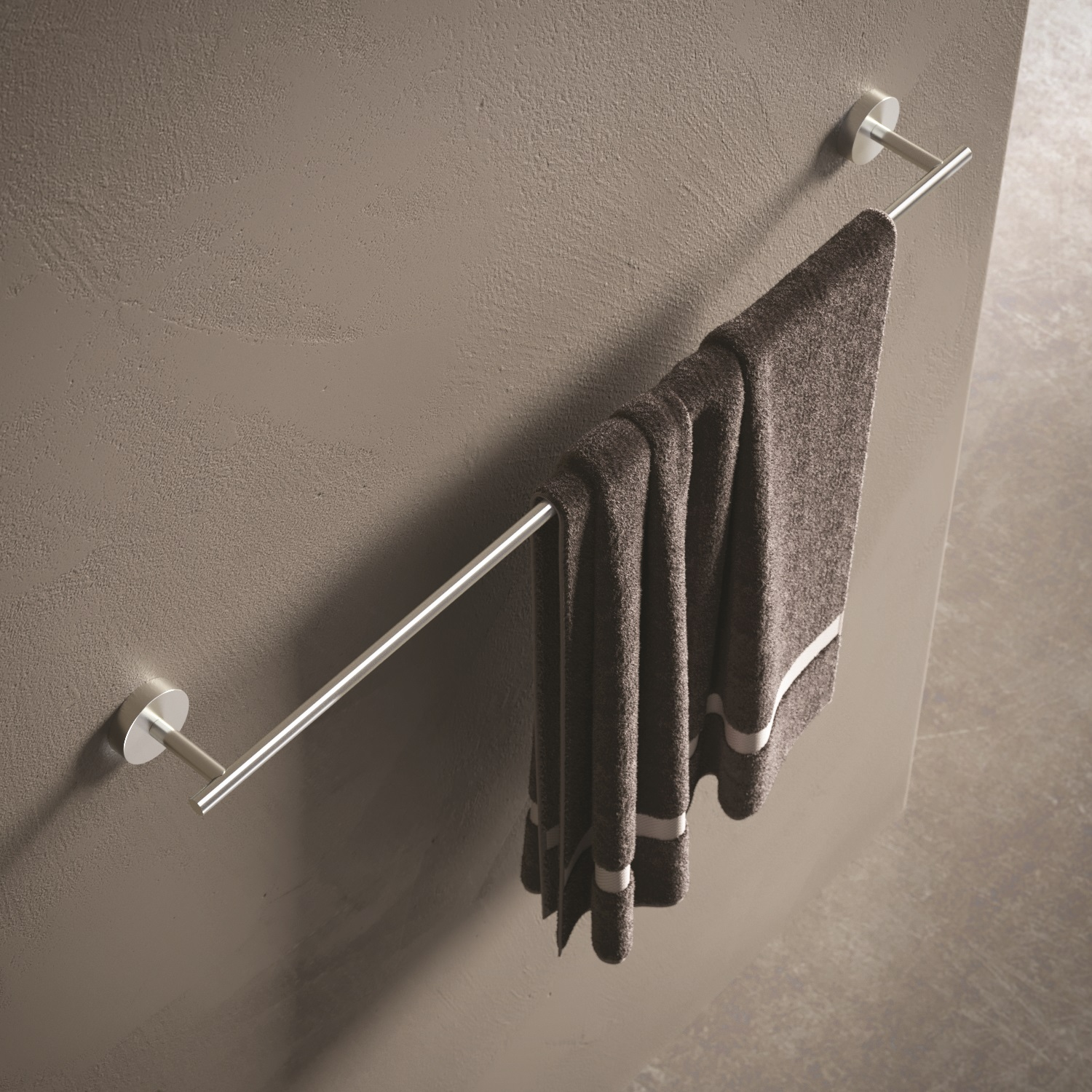 Archie ARA07 Stainless Steel Towel Bar 24 inches