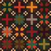 Scrappenstance   2 - Ply   Flannel Quilt  -   Evening   Quilt