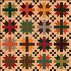 Scrappenstance 2-Ply Flannel Quilt - Morning Quilt