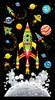 145P-99 Black || Blast Off Into Space