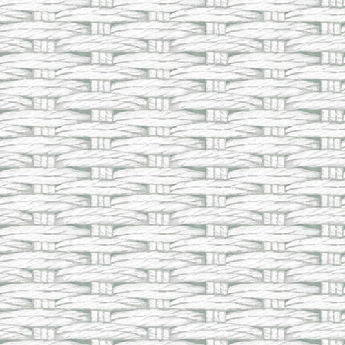 9878-01 White    Lavender Garden
