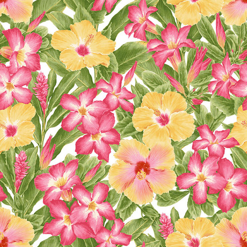 9861-84 Multi || Pink Paradise