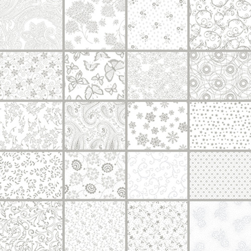 Quilters Flour III Full Collection    Quilter's Flour III