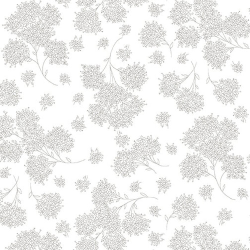 9933-01W White || Quilter's Flour III