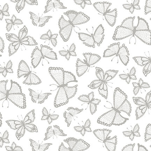 9937-01W White || Quilter's Flour III
