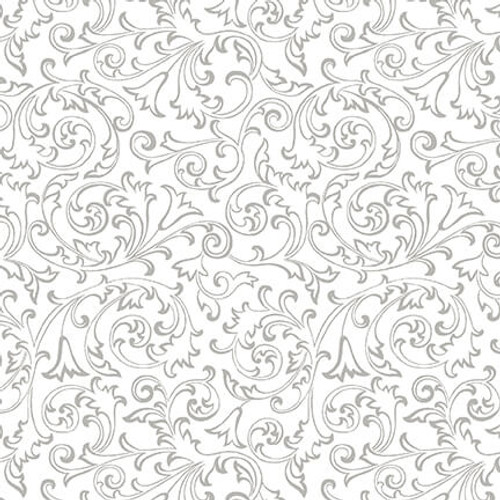 9948-01W White || Quilter's Flour III