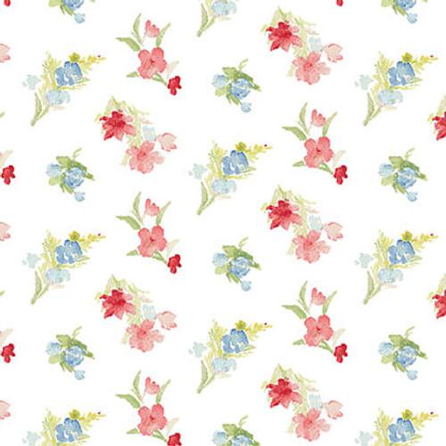 9927-07 Cream || Trendy Meadows