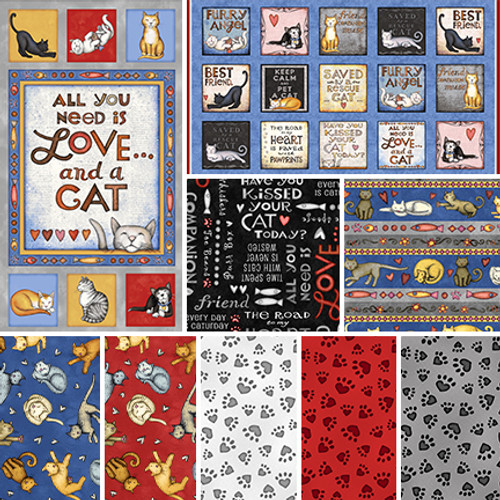 All Need Love& Cat  Full Collection