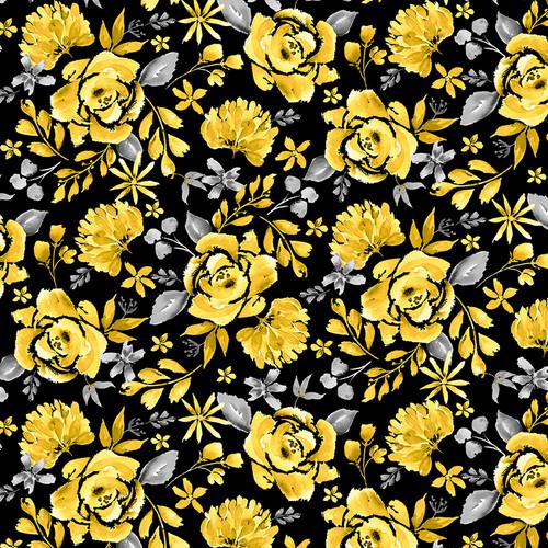 9963-94 Blk/Yellow || Misty Morning