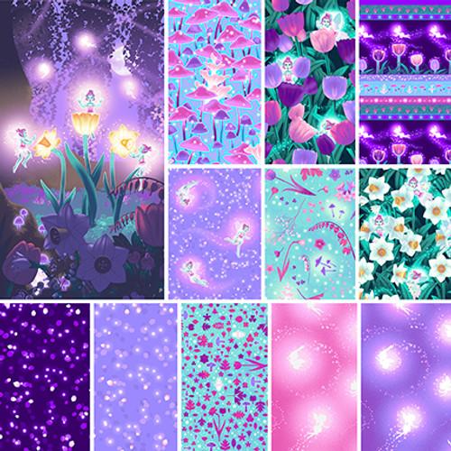 Pixies & Petals Full Collection || Pixies and Petals (Glow)