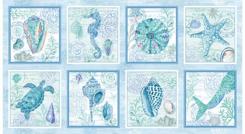 218-11 Blue || Salt & Sea