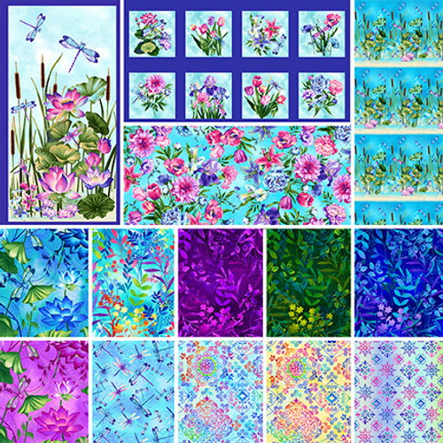 Dragonfly Lagoon Full Collection || Dragonfly Lagoon