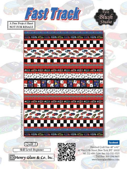 Fast Track Quilt #2
