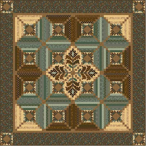 Fiddlesticks and Fancies Quilt