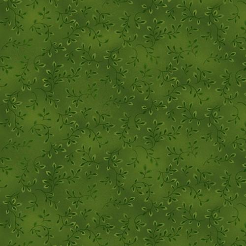 7755-66 Christmas Green || Folio Basics