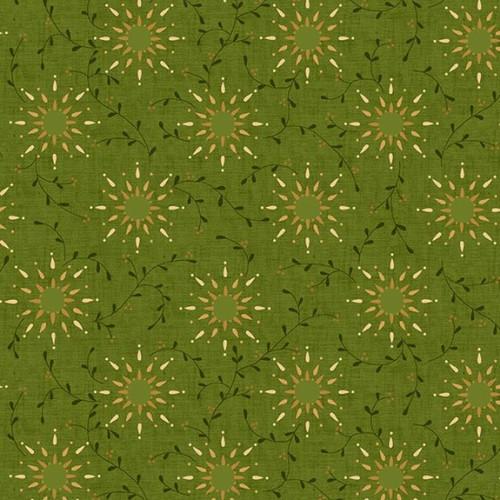 "6235-66 || Prairie Vine 108"" Quilt Backing"