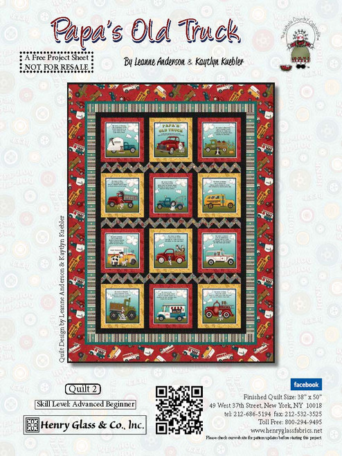 Henry Glass /& Co ~The 12th day of Christmas ~ 100/% Cotton Soft Book Fabric Panel