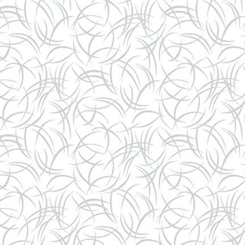 9425-01W White