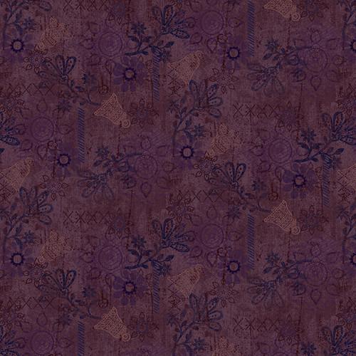 2615-59 Dk. Purple