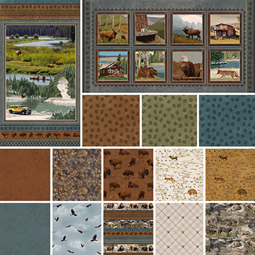 Yellowstone Full Collection