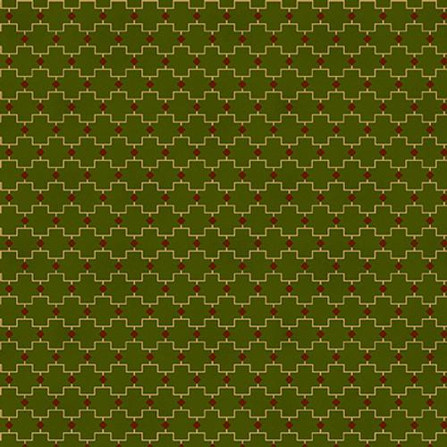 9675-66 Green || Farmhouse Christmas