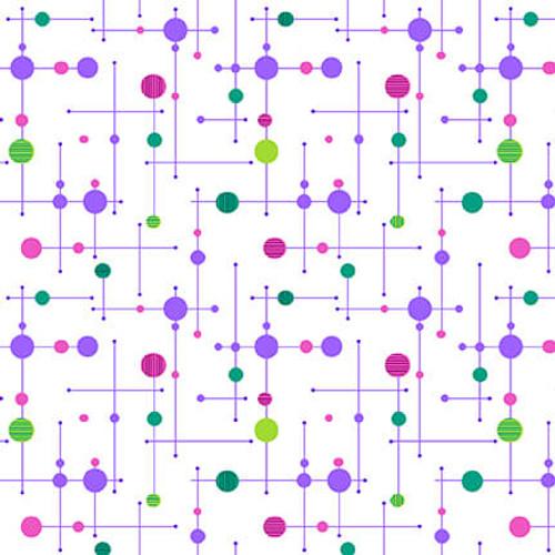 2644-15 White/Purple