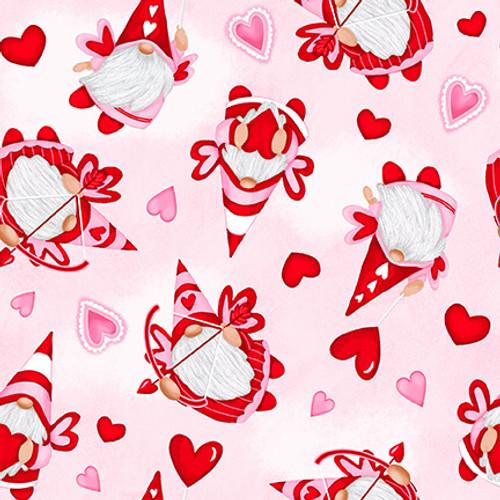9782-28 Pink    Gnomie Love