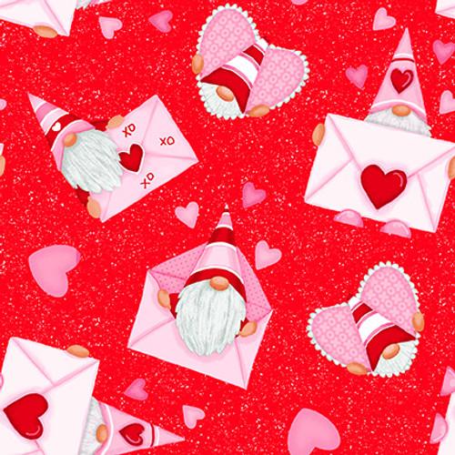 9788-88 Red    Gnomie Love