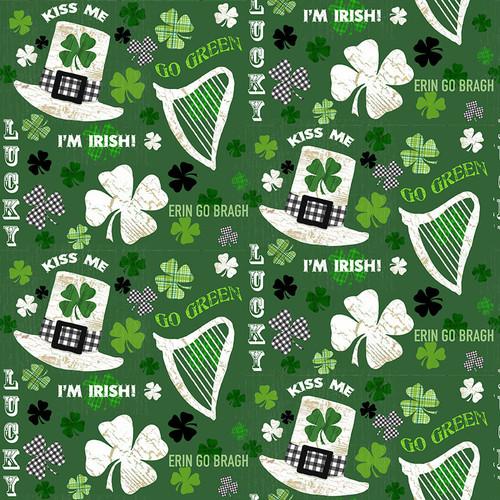 9733-66 Green    Hello Lucky