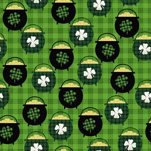 9737-66 Green || Hello Lucky