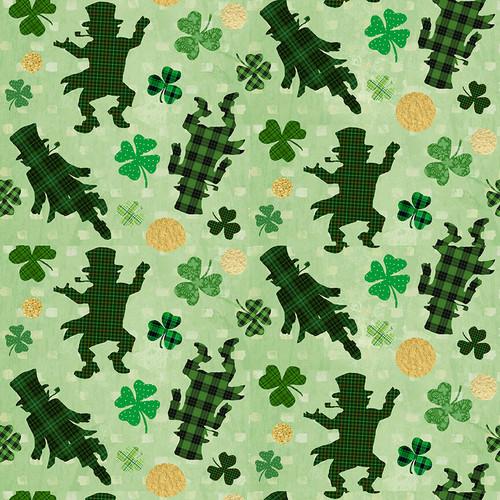 9739-66 Green    Hello Lucky