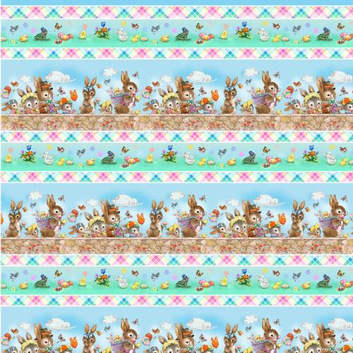 9768-11 Sky    Bunny Tails