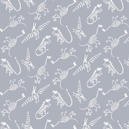 9754-90 Gray || Dinosaur Kingdom