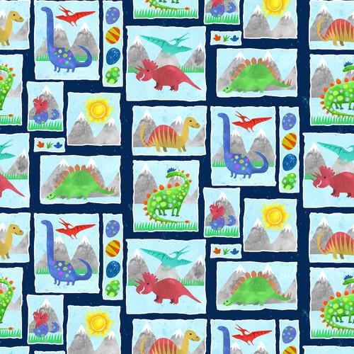 9759-77 Navy || Dinosaur Kingdom