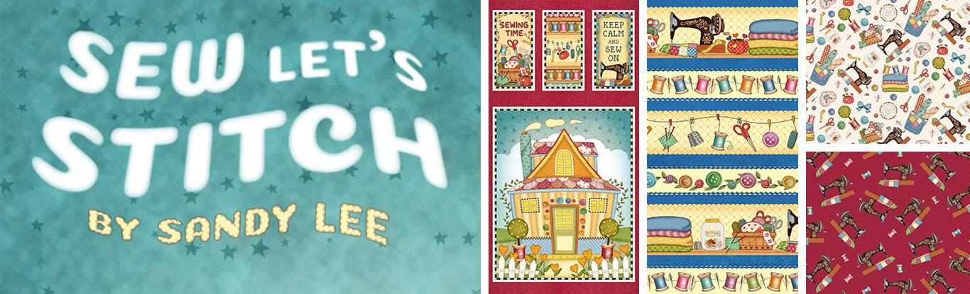 Sew Let's Stitch