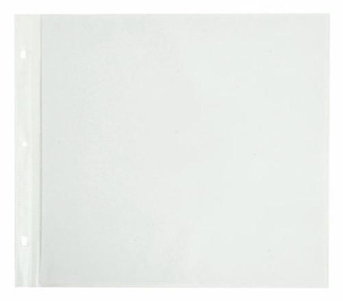 Kaisercraft: 12X12 Page Protectors, D-Ring Album Refills pk10