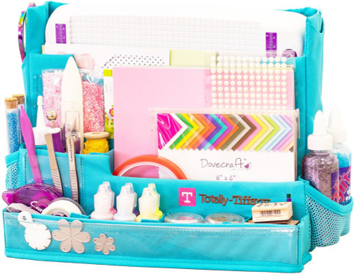 Totally-Tiffany: Workstation - Turquoise