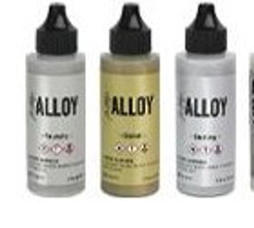 Tim Holtz: Alcohol Ink    2 oz - Alloys & Mixatives