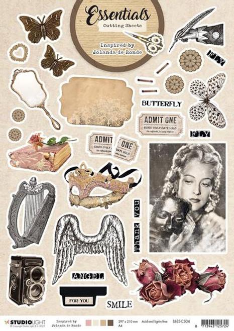 Studio Light: Cutting Sheet Essentials By Jolanda de Ronde nr.4