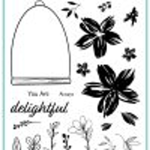 Gina K Designs: Clear Stamp, Always Delightful