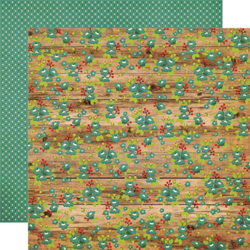 Simple Stories: 12x12 Patterned Paper, Howdy!- Howdy Pardner