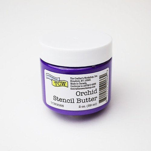 The Crafter's Workshop: Stencil Butter,  Orchid