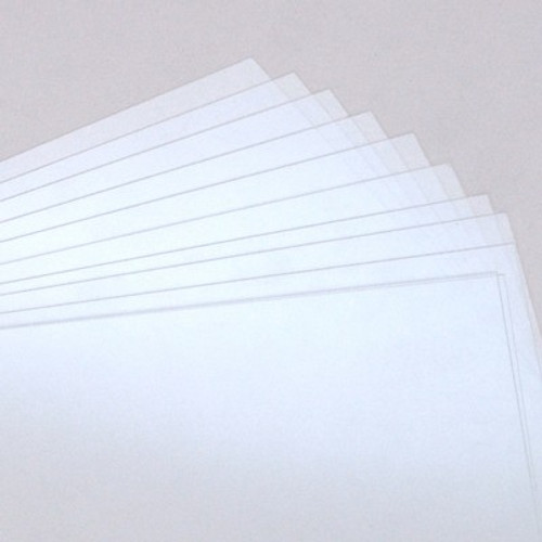 "Grafix: Duralar, Clear Film - .003 - 8.5"" x 11"""