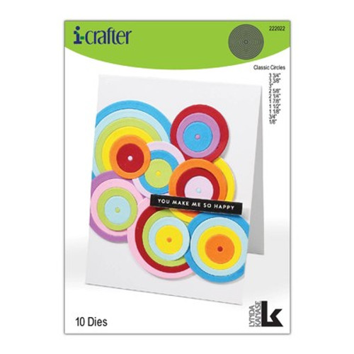 i-Crafter: Die, Classic Circles