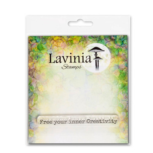 Lavinia Stamps: Clear Stamp, Creativity