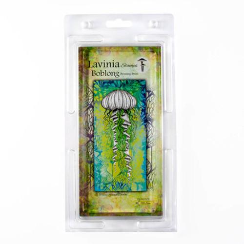 Lavinia Stamps: Gel Press, Boblong