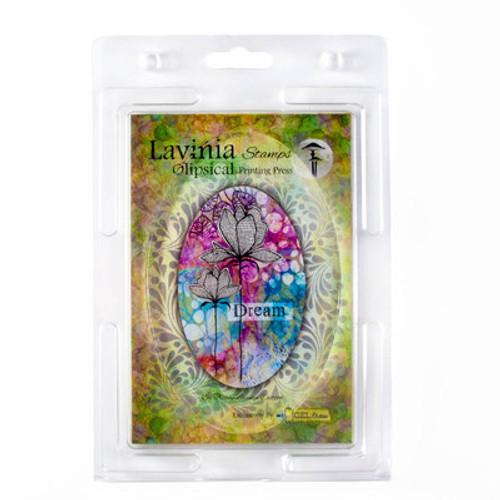 Lavinia Stamps: Gel Press, Olipsical